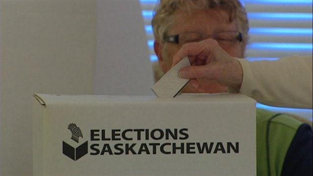 Élections Saskatchewan 2011