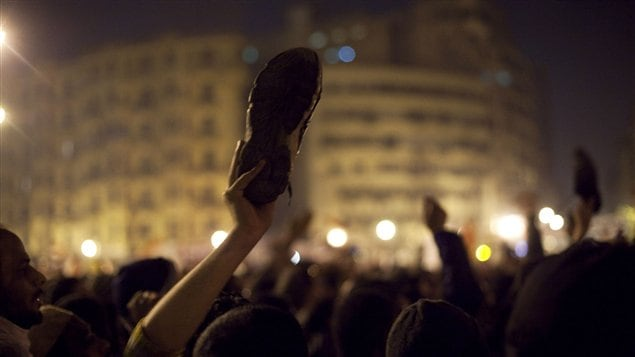 Image du documentaire Tahrir, place de la libération