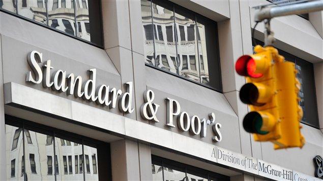 Bureaux de Standard & Poor's à New York