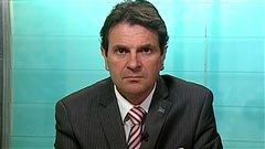 Le député de la CAQ François Bonnardel