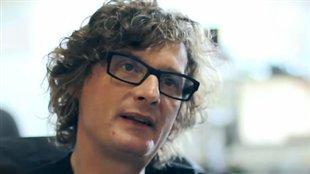Jean-Robert Bisaillon, cofondateur, Iconoclaste Web promo