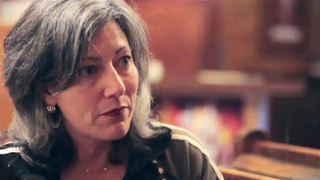 Solange Drouin, directrice générale de l'ADISQ