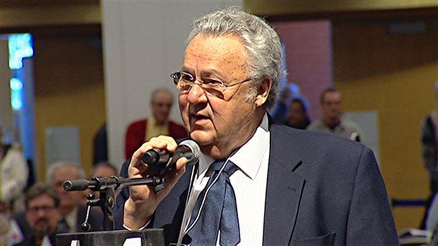 Jean Lavallée, ex-président de la FTQ-Construction