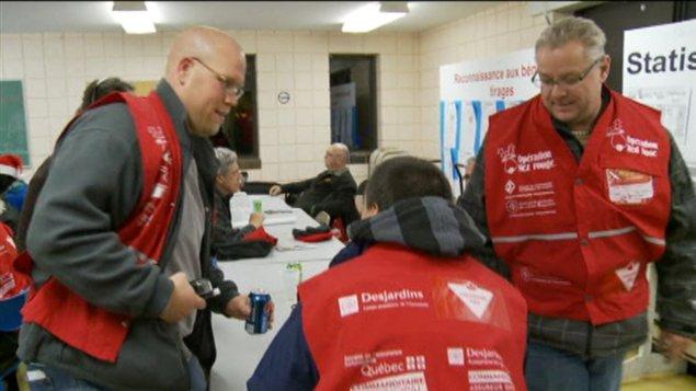 Près de 2000 bénévoles ont participé à la campagne d'Opération Nez rouge en Outaouais.