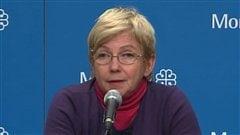 La responsable du Développement social à la Ville de Montréal, Jocelyn Ann Campbell