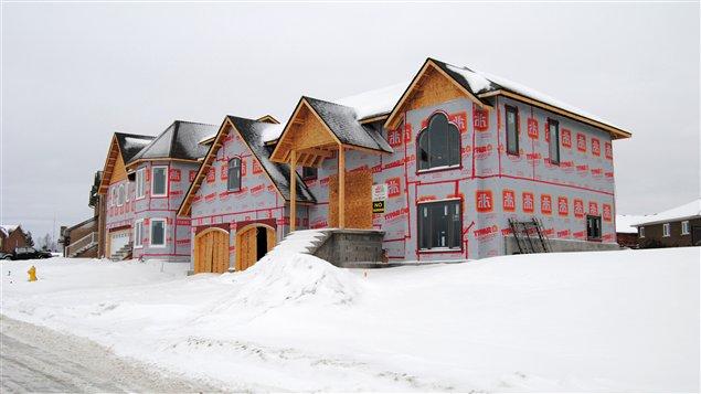 Maisons dans le Grand Sudbury