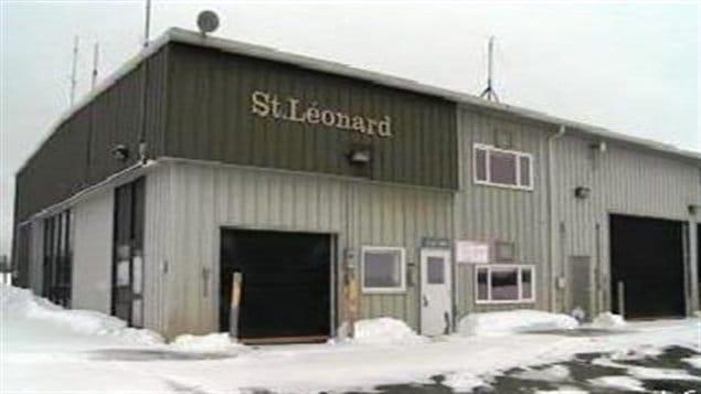 Aéroport de Saint-Léonard