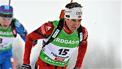 Pas de retraite pour Bjoerndalen