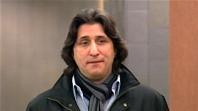Le comédien Tony Conte. (archives)