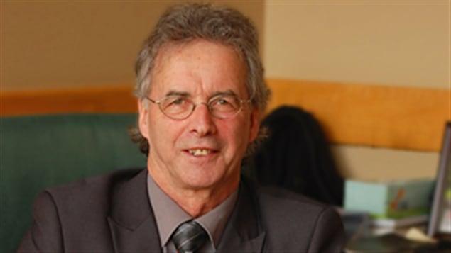 Jean-Paul Savoie, Maire de Kedgwick