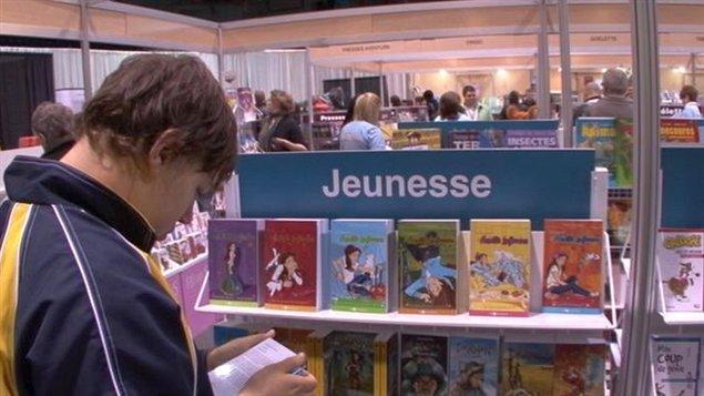 Le salon du livre du grand sudbury courtise la jeunesse - Salon livre jeunesse ...