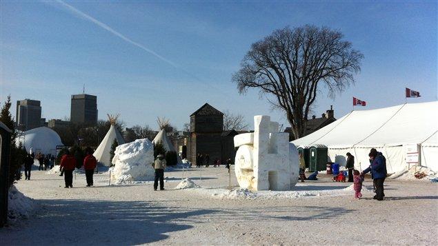 La 43e édition du Festival du Voyageur à Winnipeg