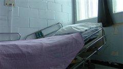 Certaines cellules peuvent difficilement accueillir un lit d'hôpital.
