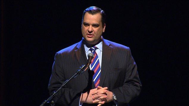 Le ministre fédéral du Patrimoine, James Moore