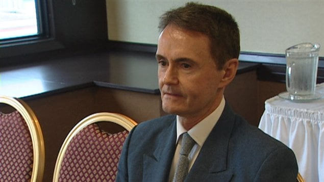 L'avocat Tony Merchant (archives)