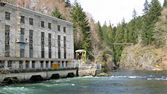 Si le «Big One» frappait, les barrages de Campbell River pourraient s'effondrer