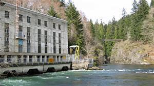 Centrale hydroélectrique John Hart