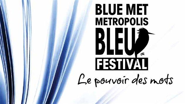 Affiche Metropolis bleu