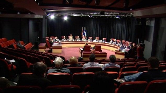Le conseil municipal de Gatineau