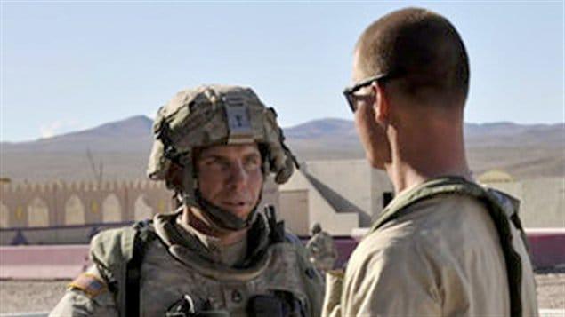 Le sergent américain Robert Bales, soupçonné d'avoir tué 16 civils en Afghanistan