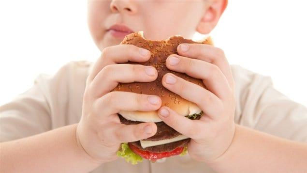 Enfant obèse obésité