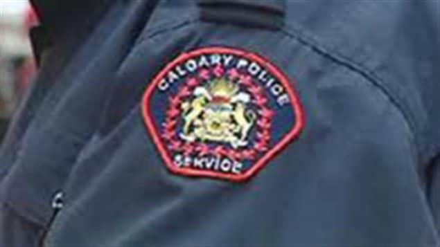 Logo police de Calgary