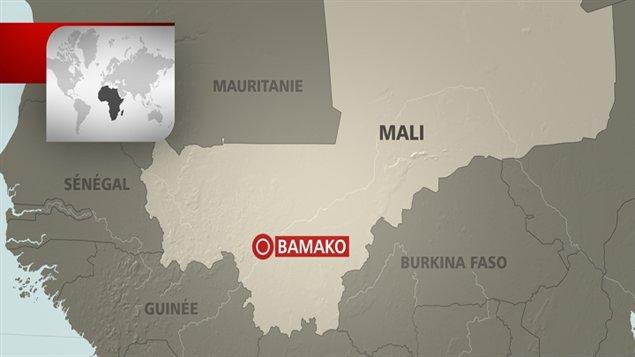 Bamako, au Mali
