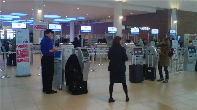 L'aéroport international James Armstrong Richardson de Winnipeg