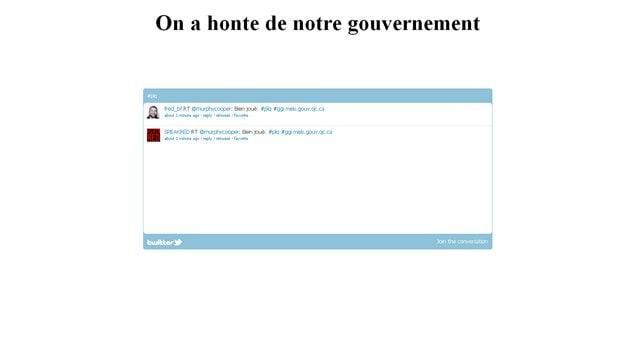 Le site du ministère de l'Éducation piraté