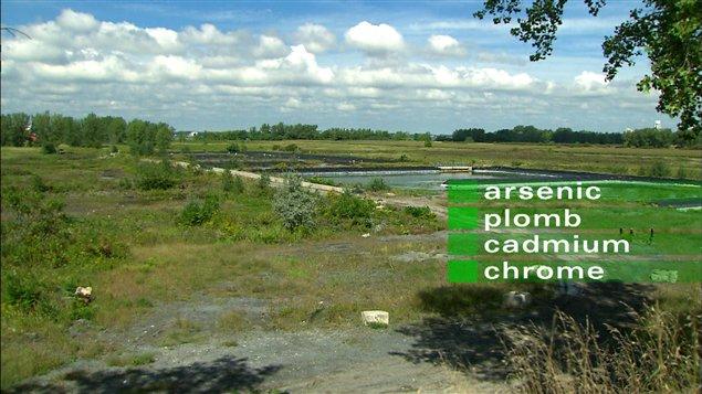 Le Québec compte plus de 8000 terrains contaminés (archives)