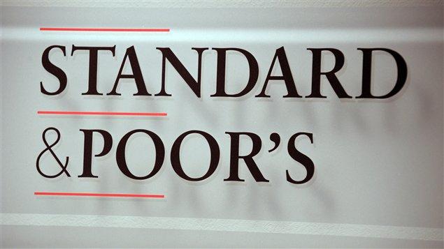 Logo de Standard & Poor's