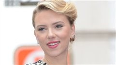 Scarlett Johansson, actrice la plus rentable d'Hollywood