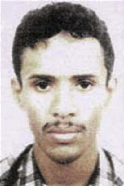 Photo du FBI de Fahd al-Quso en mai 2003