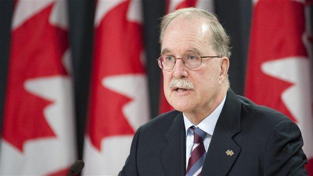 Le commissaire aux langues officielles, Graham Fraser