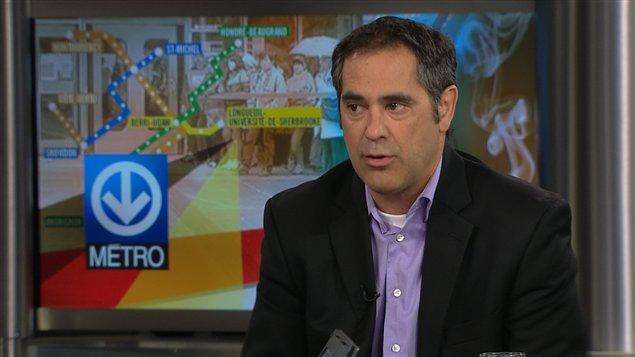 L'ex-bâtonnier du Québec Gilles Ouimet