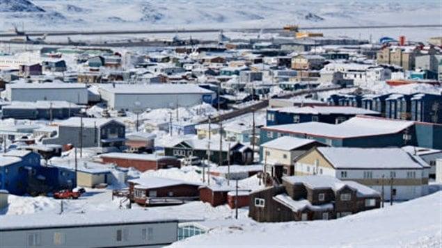 Iqaluit, au Nunavut
