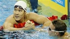 Park Tae-hwan remporte la première manche de son combat