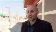 Nick Falvo, auteur d'une étude sur la pauvreté au Yukon