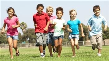 Les jeunes et l'activité physique