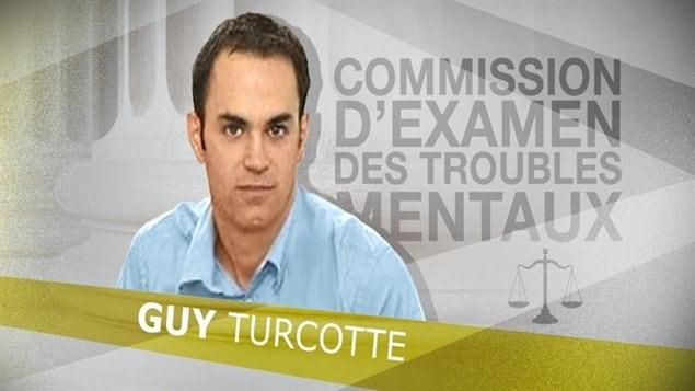 Guy Turcotte demeurera détenu à l'Institut Philippe-Pinel mais il pourra en sortir à certaines conditions.