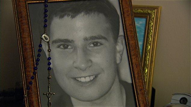 Photo de David Fortin, adolescent d'Alma disparu depuis trois ans