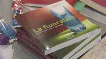 Un groupe veut demander un moratoire sur la fluoration de l'eau à Trois-Rivières