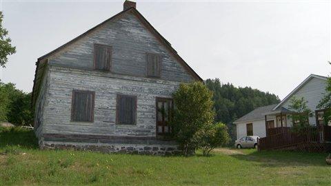Le site historique d'Opémican, au Témiscamingue