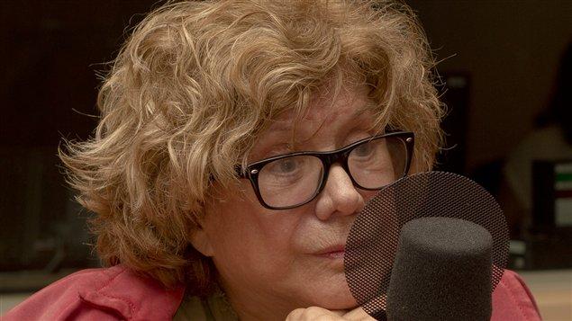 ©Radio-Canada/Olivier Lalande | <b>La metteure en scène Denise Filiatrault</b>