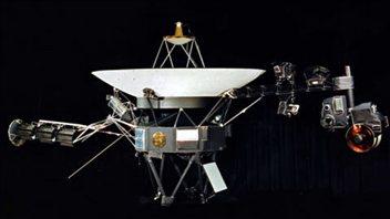 La sonde Voyager 1 est le premier objet de fabrication humaine à atteindre les limites du système solaire.