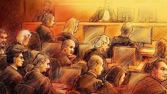 Le jury de la Cour supérieure de l'Ontario a rendu son verdict merecredi soir.