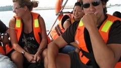 La Société de sauvetage rappelle l'importance du port de la veste de flottaison