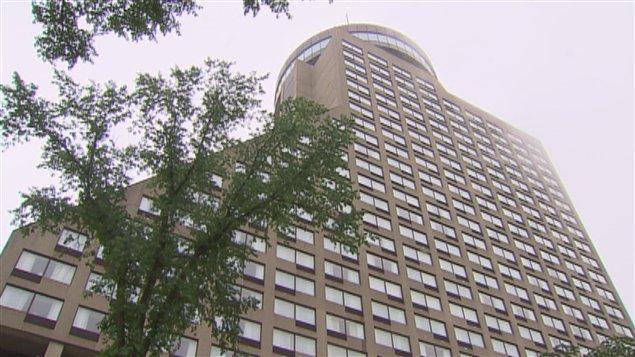 L'hôtel Loews Le Concorde de Québec est à vendre.