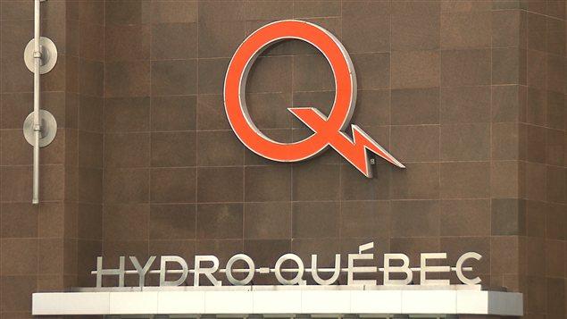 Logo d'Hydro-Québec.