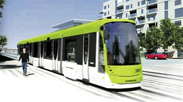 tramway Québec-Lévis